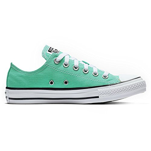 Converse Womens CTAS Ox Menta Canvas Trainers Menthe