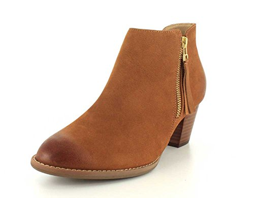 US Women's Vionic Sterling B with Saddle Boot M Orthaheel 9 qxpwAB1U