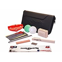 Tools4Boards TuningStation Kit de réglage de snowboard Noir