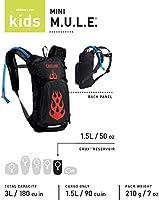 Kids Mini M.U.L.E Crux Réservoir Hydratation Pack 1.5 L//50 OZ
