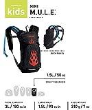 CamelBak Mini M.U.L.E. Kids Hydration Backpack, 50