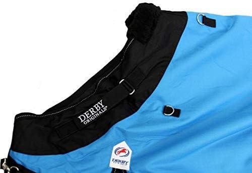 Derby Originals Nordic-Tough 600D Winter Mini Horse Pony Turnout Blanket 1 Year Warranty 200g Insulation