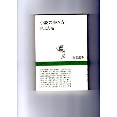 小説の書き方 (新潮選書)