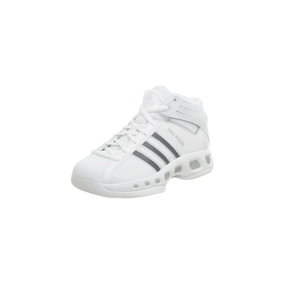 adidas Mens Pro Model Team Color Basketball Shoe