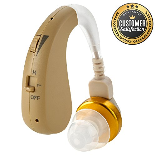 Rechargeable Digital Hearing Amplifier - Hearing Amplifiers