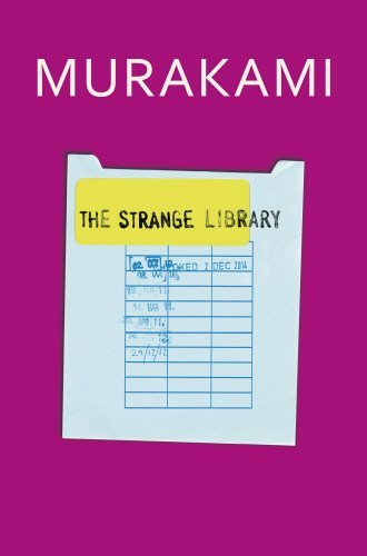 Ebook The Strange Library By Haruki Murakami