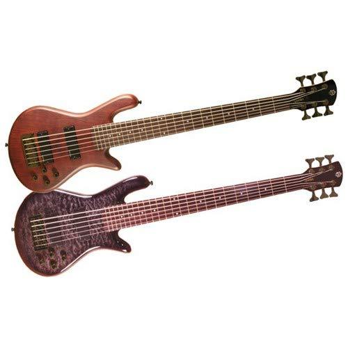 (Spector Legend 6 Classic Bass Guitar (6 String, Clear Gloss Natural))