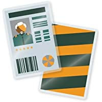 TruLam 5 Mil Military Card Laminating Pouches -No Slot, 2-5/8 x 3-7/8 Inches (LP05MTY) QTY 500