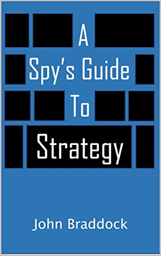 A Spy's Guide to Strategy (Kindle Single) cover