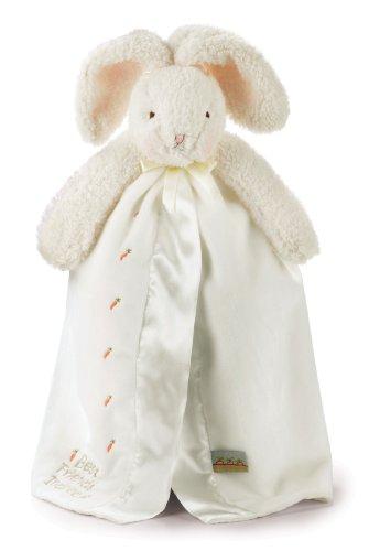 Lovie Toy (Bunnies by the Bay Buddy Blanket, White Bunny)