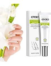 Efero Nail Treatment Repair Essence Gel,Toe Be Health Instant Beauty Gel,Toenail Fungus Treatment Under Nail,Nail Repair Cream for Cracked Heels and Dry Feet