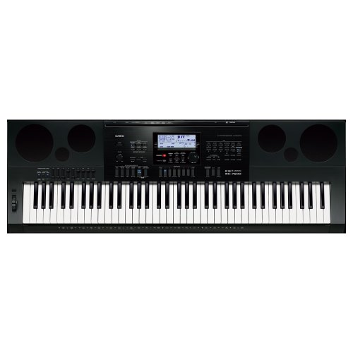 Casio WK7600 76 Key Workstation Keyboard