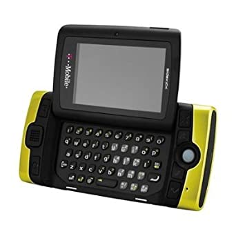 Amazon Com New Sidekick 2008 Gsm Quadband Phone For T Mobile Cell Phones Amp Accessories