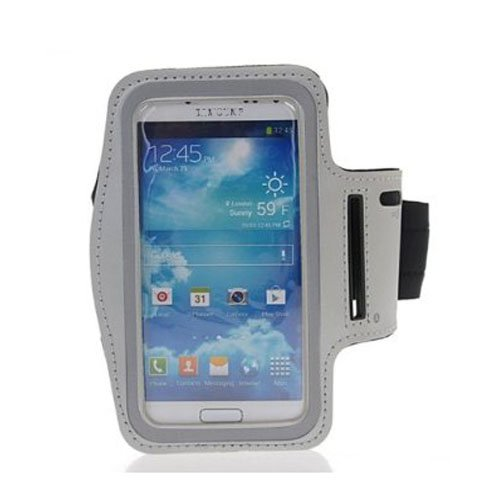 BCSLINE Sports Armband Premium Running Sportss Gym Workout Case/Cover For Nokia Lumia 1520, Cleaning Cloth Free Gift.