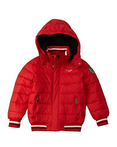 Diesel Kids Boys Clothing (Diesel Little Boys' Outerwear Jacket (More Styles Available), Bubble/Red, 4)