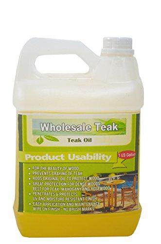 Wholesale Teak Oil, 1 GALLON