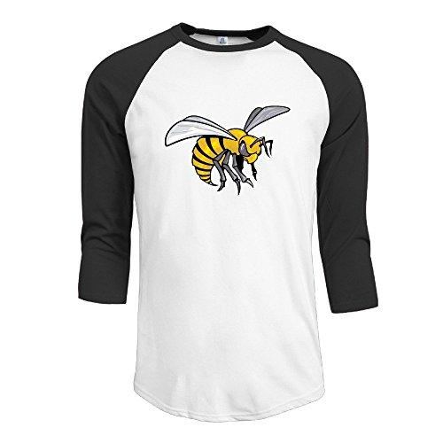 Alabama State Hornets Classic 2016 3/4 Sleeve Baseball Tee
