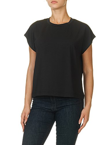 dr-denim-jeansmakers-womens-kerry-top-womens-black-t-shirt-in-size-m-black
