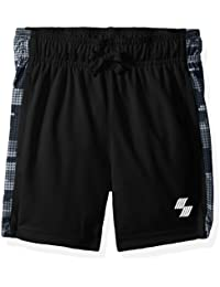 The Children's Place Boys' Pieced Mesh Short