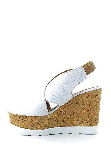 Igi&Co 7871 Wedge sandals Frauen White