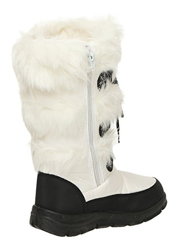 cleostyle Damen Thermostiefel Winter Schneestiefel Warm Gefüttert Teddyfell Wasserabweisend Neu CL 012 50y15