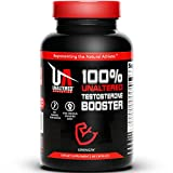 UNALTERED Testosterone Booster for Men Muscle Growth - Natural Test Booster
