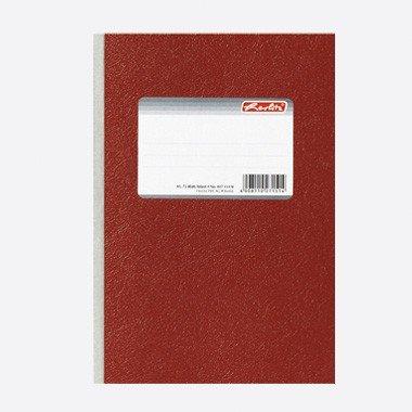 Geschäftsbuch A5 liniert 72 Blatt