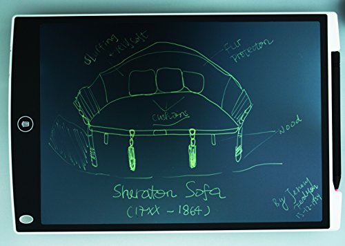Altruist MultiPurpose LCD e-Writing Board, or Inkless Drawing Pad/Paperless Sketching Tablet