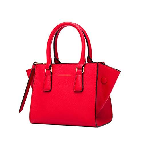 b Mujer Toothpick Para Nuevo Simple Bolsos Handbag A Moda Patrón Wild Wings Bolsos wE5XqP