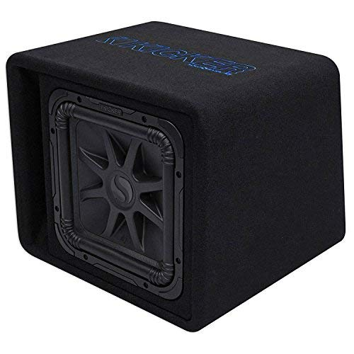 Kicker VL7S122 L7S 12'' Subwoofer in Vented Enclosure 2-Ohm by KICKER (Image #1)