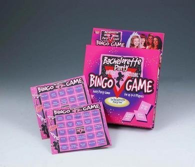 Bachelorette Party Bingo Gane ( 3 Pack ) by Sh-yolada