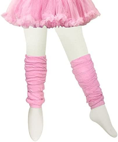 Bowbear Little Girls 3 Pair Gathered Ruffles Leg Warmers
