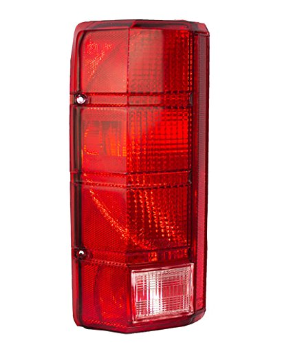 - NEW LEFT TAIL LIGHT FITS FORD F-100 80-93 BRONCO 1980-1986 FO2800103 E4TZ 13405 B E4TZ13405B E4TZ-13405-B