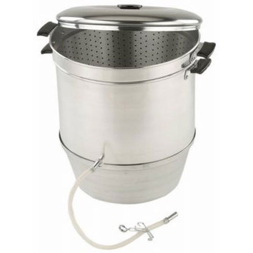 Back to Basics Aluminum Steam Juicer - A12