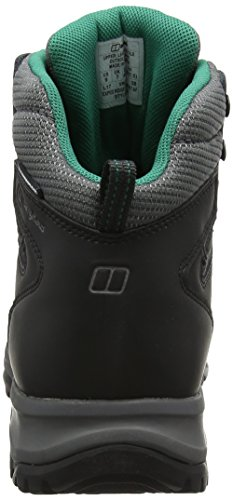 black Boots Escursionismo Grey Explorer Nero Bk2 tex Alti Da dark Berghaus M Walking Active Donna Gore Stivali q4zdYnOZ