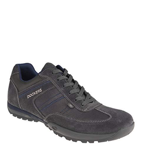 Scuro Grigio 201230 Sneaker Asfalto 36ht004 By Gerli Dockers Uomo 8Tnxqz1qg