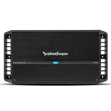 Rockford Fosgate Punch P1000X5 1000 Watt 5 Channel Amplifier
