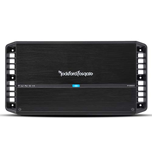 Rockford Fosgate Punch 5-Channel Amp (P1000X5)
