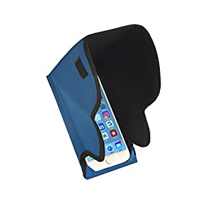 Phone Sunshade/Glare Shield/Privacy Hood/Umbrella For iPhone 6 Plus/6s Plus/7 Plus/8 Plus, Samsung Galaxy S6 edge+/S7 edge/S8+/S9+, Note 3/4/5/8, Google Pixel 2 XL, LG V30 & Other Similar Size Phones