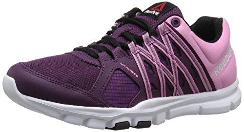 51c23f079eb Reebok Women s Yourflex Trainette 8.0L MT Training Shoe