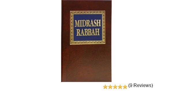 Amazon midrash rabbah 10 vol set 9780900689383 harry amazon midrash rabbah 10 vol set 9780900689383 harry freedman maurice simon books fandeluxe Image collections