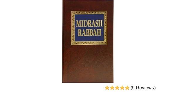 Amazon midrash rabbah 10 vol set 9780900689383 harry amazon midrash rabbah 10 vol set 9780900689383 harry freedman maurice simon books fandeluxe Choice Image