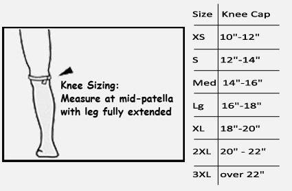 MedSpec DynaTrack Plus Patella Stabilizer (Medium)