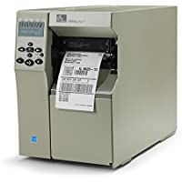 Zebra 105SLPlus Thermal Transfer Printer - Monochrome - Desktop - Label Print - 12.01 Print Width - Catch Tray - 12.01 in/s Mono - 203 dpi - 16 MB - USB - Serial - Parallel - Ethernet - LCD - 4.52 - 39 - 102-801-00100