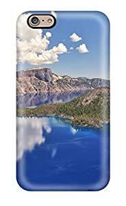 Fashion TMXEnbt2645ivqMB Case Cover For Iphone 6(crater Lake)