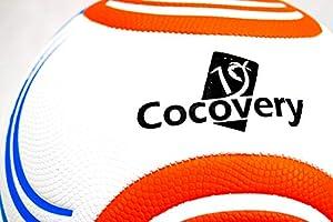 Balón Futbol para Playa-Granulado-Cocovery19 (Naranja): Amazon.es ...