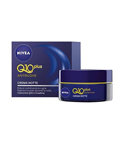 Nivea Q10 Plus Anti-Wrinkle Night Cream, 50 ml