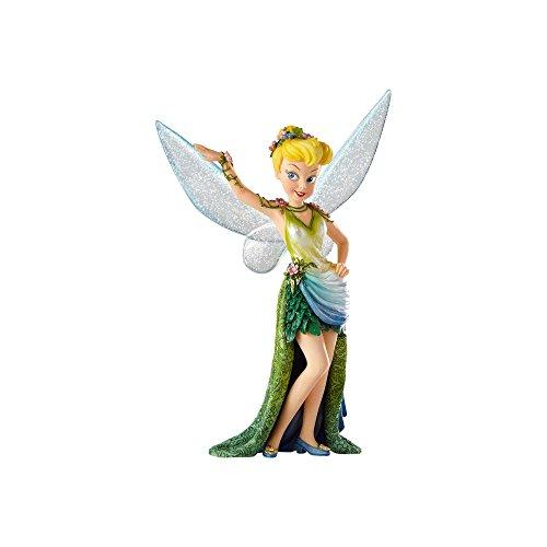 "Enesco Disney Showcase ""Peter Pan"" Tinker Bell Stone Resin Figurine, Multicolor"