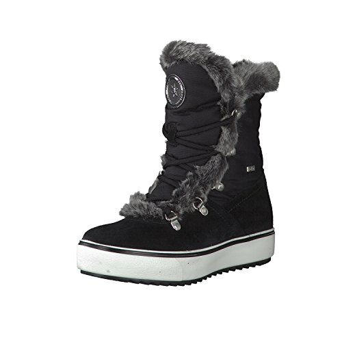 Vista 3202733 Damen Winter Boots Stiefel schwarz eisenbach