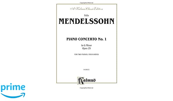 Violin Concerto, Op. 35: Violin and Piano